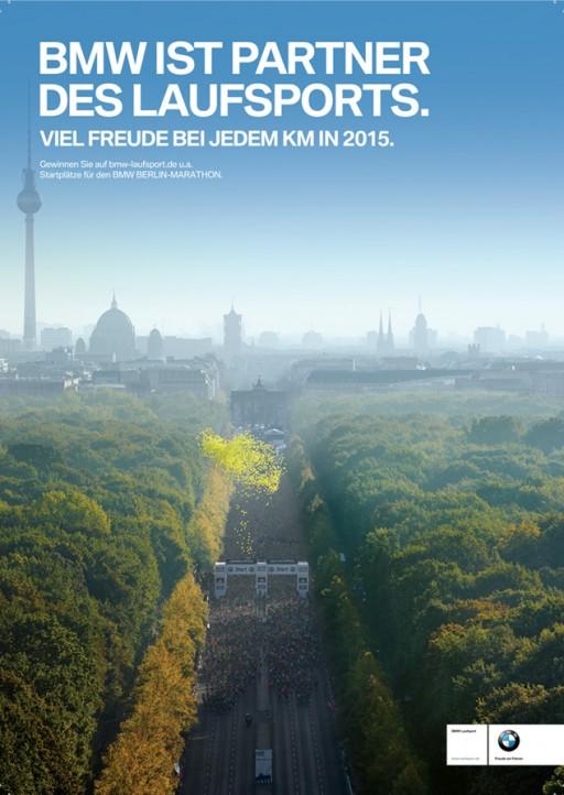 Claudia Kahl - Exhibition Design BMW Berlin-Marathon