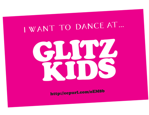 Claudia Kahl - Exhibition Design GLITZ KIDS